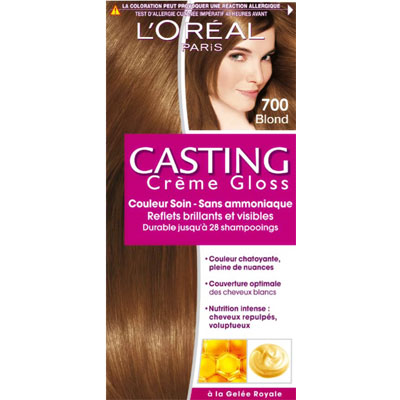 Glossy blondes l oreal