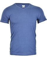 V-Neck Basic T-Shirt 02HN055 Light Betroly - Dandy