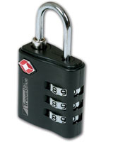 TSA Combination Lock - Travel Blue