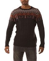 Pullover 04ZS007 Brown - Dandy