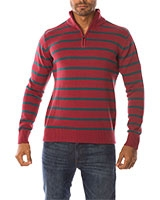 Pullover 04ZS036 Red - Dandy