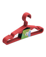 Cloth Hanger Set 4 Pcs - Zahran