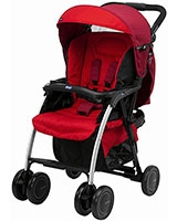 Simplicity Top Stroller Fire - Chicco