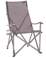 Comfort Sling Chair Grey 076501051094 - Coleman