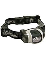 Axis high-power LED headlamp 076501230253 - Coleman