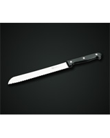 Professional bread knife 32 cm 8002522581762 - Metaltex