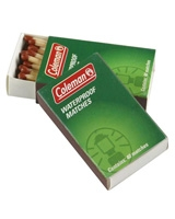 Waterproof Matches 076501922240 - Coleman