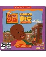 Little Bill Thinks Big Early Math