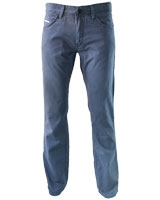 Gabardine Pants Gray 07TV002 - Dandy