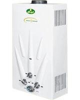 Gas Water Heater 10 Liters KGH10L - Kiriazi