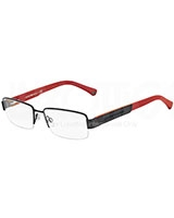 Men's Optical Glasses 1001 Matte Black 3001 - Emporio Armani