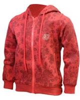 Hooded Sweatshirt Pink/Red 1002-G-PR - Energetics