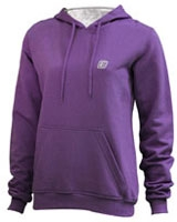 Hooded Sweatshirt Violet 1008-W-V - Energetics