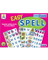 Easy Spell Puzzle - Frank