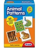 Animal Patterns Puzzle - Frank