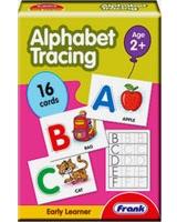 Alphabet Tracing Cards - Frank