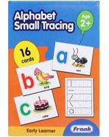 Alphabet Small Tracing Cards - Frank