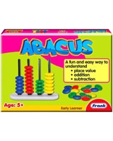 Abacus Cards - Frank