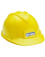 Construction toy helmet - Bruder