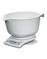 Mixing Bowl Electronic Kitchen Scale 1025WHDR08 - Salter