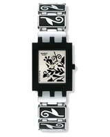 Ladies Evening Only Watch SUBB111G - Swatch