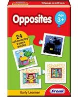 Opposites Puzzle - Frank