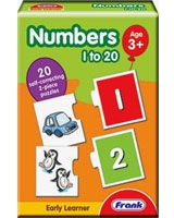 Numbers Puzzle - Frank