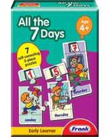 All The 7 Days Puzzle - Frank