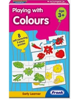 Playing With Colours Puzzle - Frank