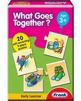 What Goes Together? Puzzle - Frank