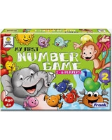 My First Number Game - Frank