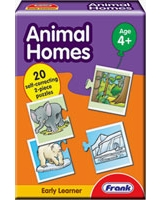 Animal Homes Puzzle - Frank