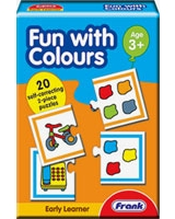 Fun With Colours Puzzle - Frank