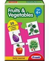 Fruits & Vegetables Puzzle - Frank