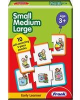 Small Medium Large Puzzle - Frank