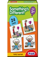 Something's Different! Cards - Frank