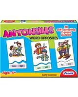 Antonyms Word Opposites Puzzle - Frank