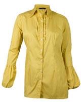 Long Sleeve Shirt 106 mustard - M.Sou