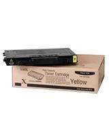 Yellow High-Capacity Toner Cartridge For Phaser™ 6100 - Xerox