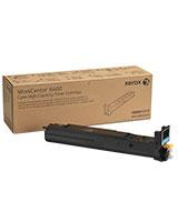 High Capacity Cyan Toner Cartridge for WorkCentre 6400 - Xerox