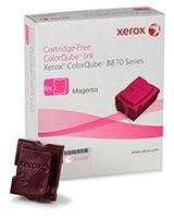Colorqube Ink Magenta Colorqube 6 Sticks for ColorQube 8870 - Xerox