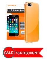 iPhone 5 Case + Free iPhone 5s/5 HD Screen Protector - Dausen