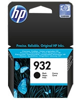 Black Original Ink 932 Cartridge CN057AE - HP