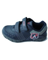 Shoes Navy/Red AC_966 - Jel Activ