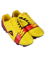 Sports Shoes Yellow/Black/Red AC-112076 - Jel Activ