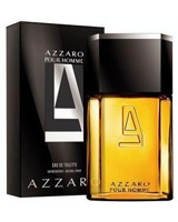 Azzaro Black For Men