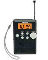 Digital AM & FM Pocket Radio 12-587 - RadioShack