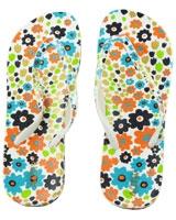 Slipper For Woman White AC120024 - Jel Activ