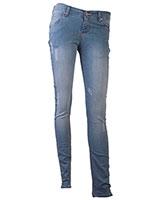 Trouser Jeans 12202 Light Blue - M.Sou