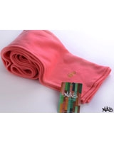 Scarf Pink For Woman - Nas